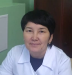 Сагимбаева